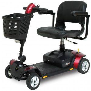 pride gogo motor scooter